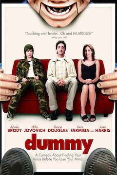 Dummy movie poster.