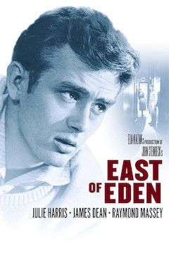 East of Eden movie poster.