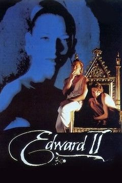 Edward II movie poster.