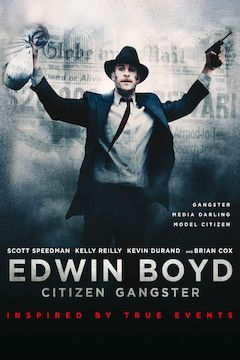 Edwin Boyd: Citizen Gangster movie poster.