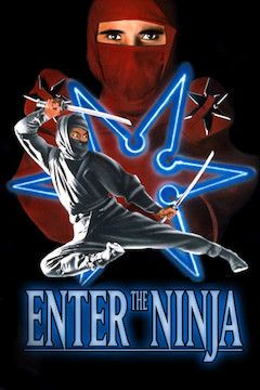 Enter the Ninja movie poster.