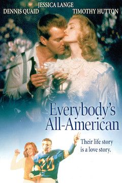 Everybody's All American movie poster.