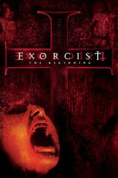 Exorcist: The Beginning movie poster.