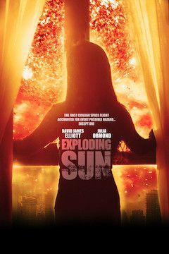 Exploding Sun movie poster.