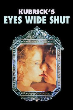 Eyes Wide Shut movie poster.
