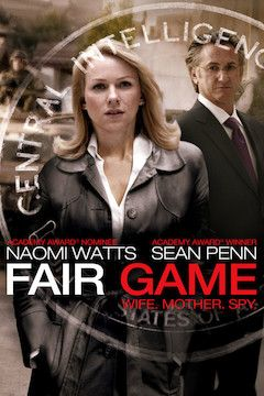 Fair Game movie poster.