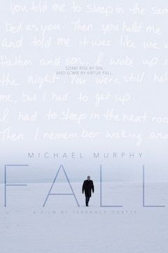 Fall movie poster.