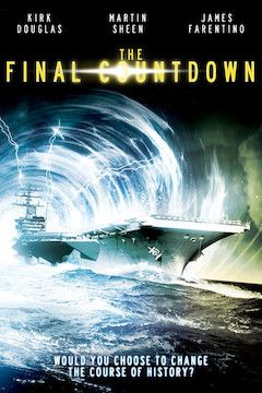 Final Countdown movie poster.