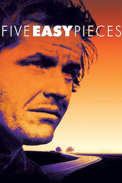 Five Easy Pieces movie poster.