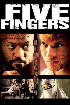 Five Fingers movie poster.