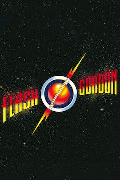 Flash Gordon movie poster.