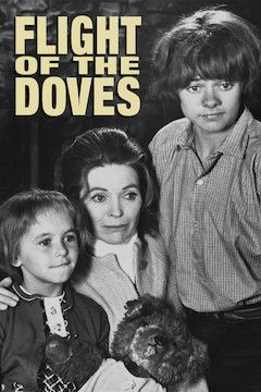 Poster for the movie Flight of the Doves