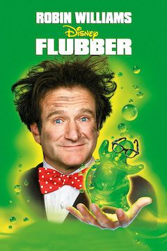 Poster for the movie Flubber