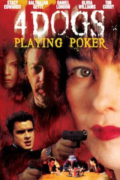 Four Dogs Playing Poker movie poster.