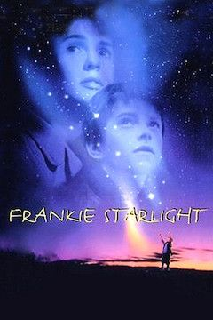 Poster for the movie Frankie Starlight