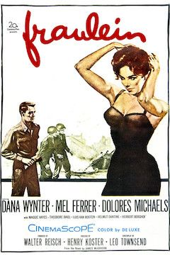Fraulein movie poster.