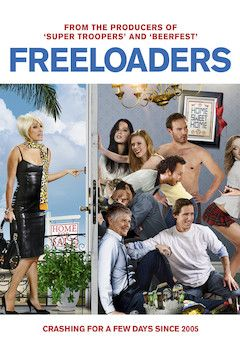Freeloaders movie poster.