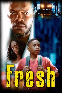 Poster for the movie Fresh