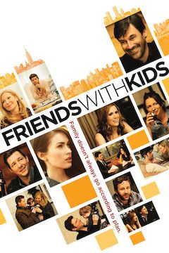 Friends With Kids movie poster.