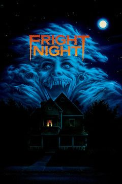 Fright Night movie poster.