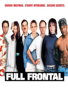 Full Frontal movie poster.