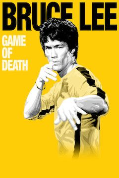 Game of Death movie poster.