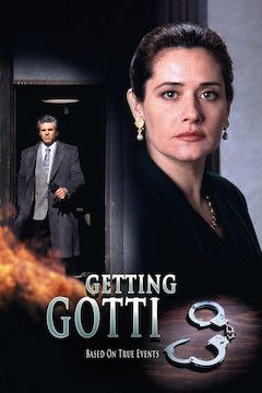 Poster for the movie Getting Gotti