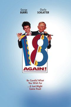 18 Again movie poster.
