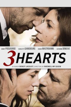3 Hearts movie poster.