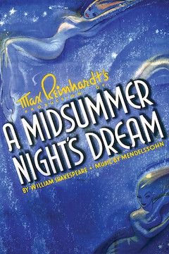 A Midsummer Night's Dream movie poster.