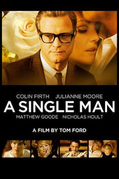 Poster for the movie A Single Man