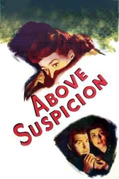 Above Suspicion movie poster.