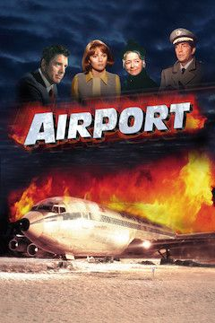 Airport movie poster.