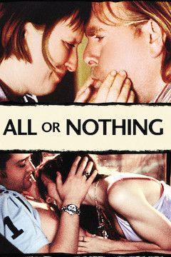 All or Nothing movie poster.