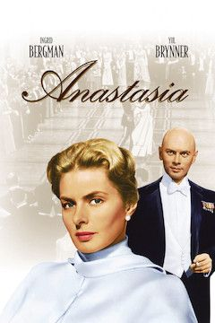 Poster for the movie Anastasia