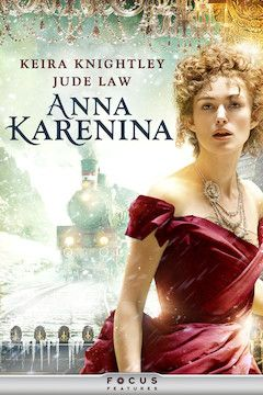 Poster for the movie Anna Karenina