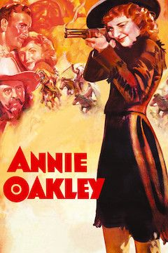 Poster for the movie Annie Oakley