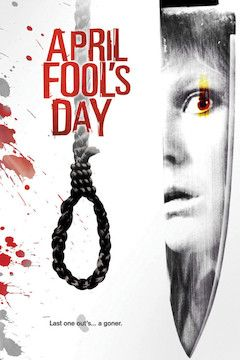 Poster for the movie April Fool's Day