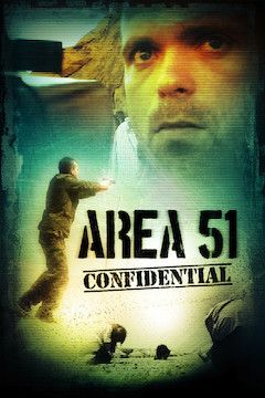 Poster for the movie Area 51