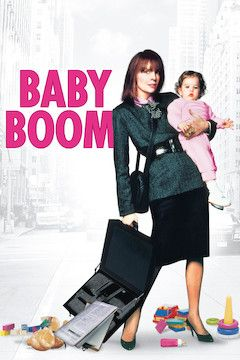 Baby Boom movie poster.