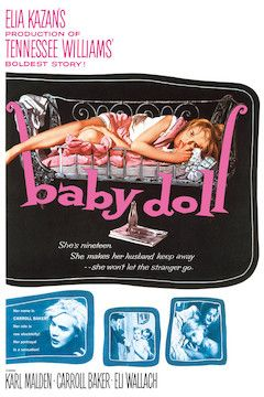 Baby Doll movie poster.