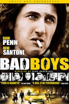 Poster for the movie Bad Boys