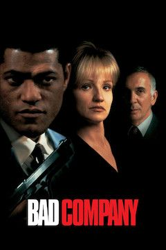Poster for the movie Bad Company