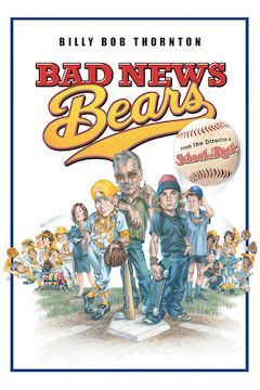 Poster for the movie Bad News Bears