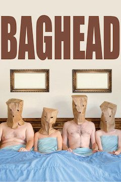 Baghead movie poster.