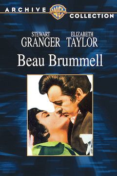 Beau Brummell movie poster.