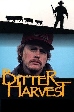 Bitter Harvest movie poster.
