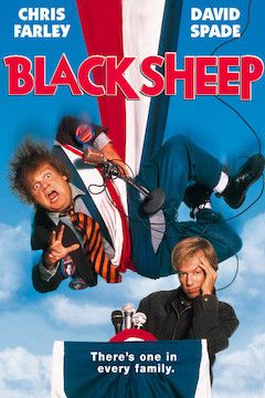 Black Sheep movie poster.