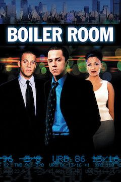Boiler Room movie poster.