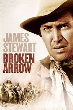 Broken Arrow movie poster.
